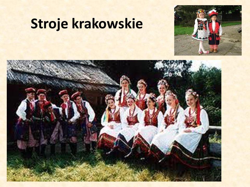 Stroje krakowskie OLA