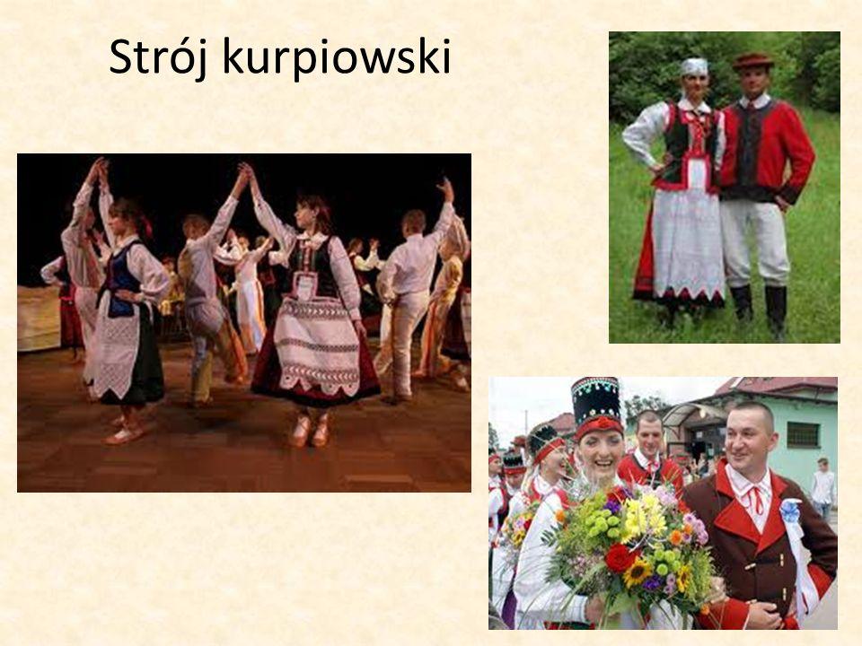 Strój kurpiowski