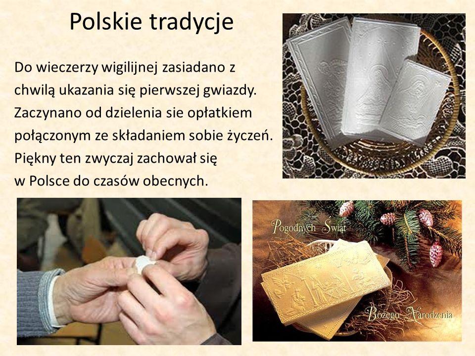 Polskie tradycje