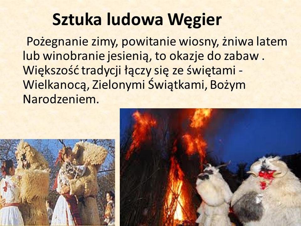 Sztuka ludowa Węgier