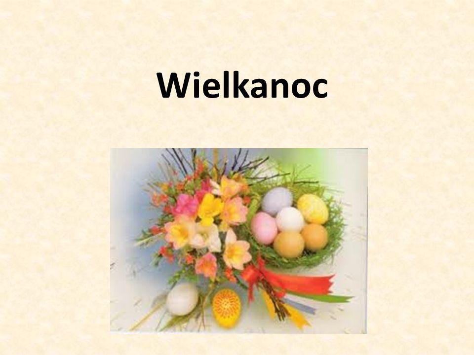 Wielkanoc WERONIKA