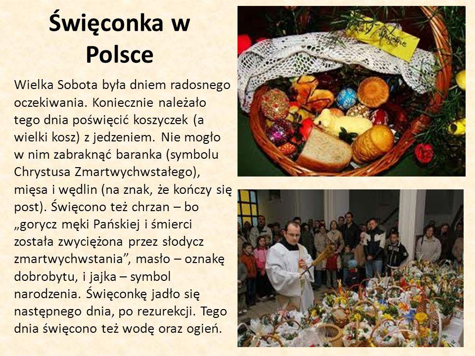 Święconka w Polsce