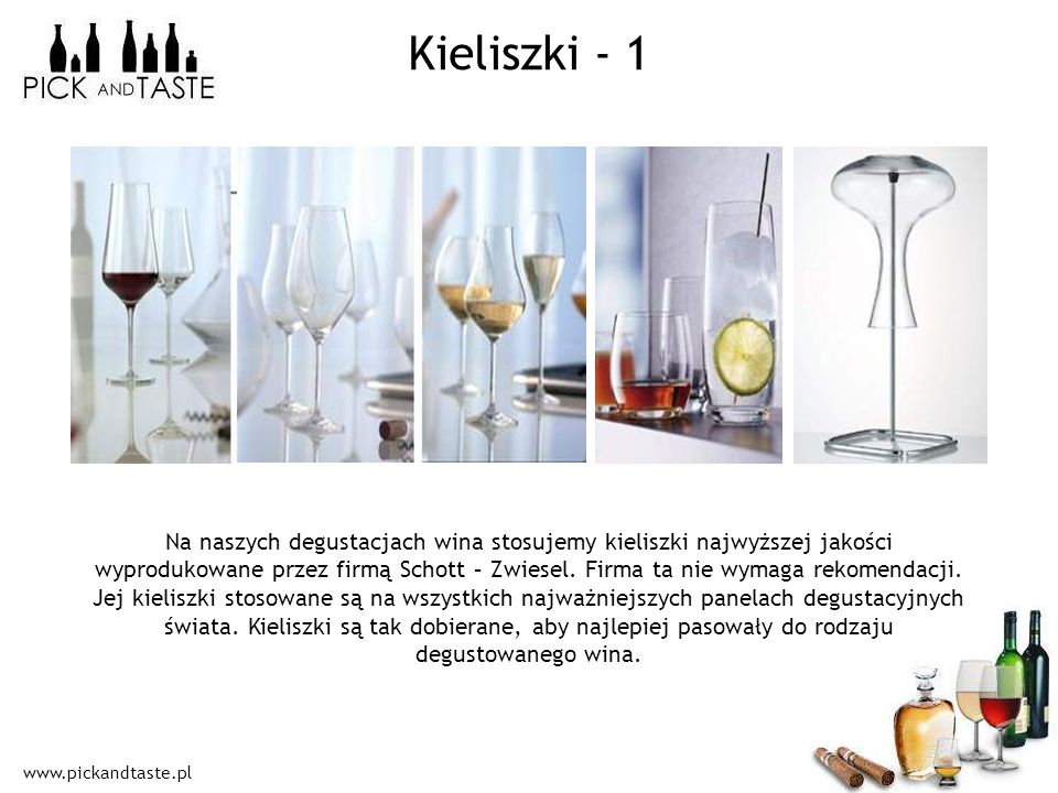 Kieliszki - 1