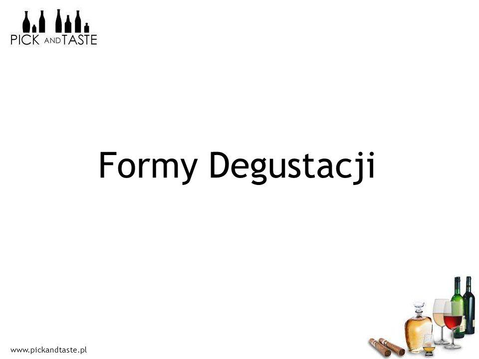 Formy Degustacji
