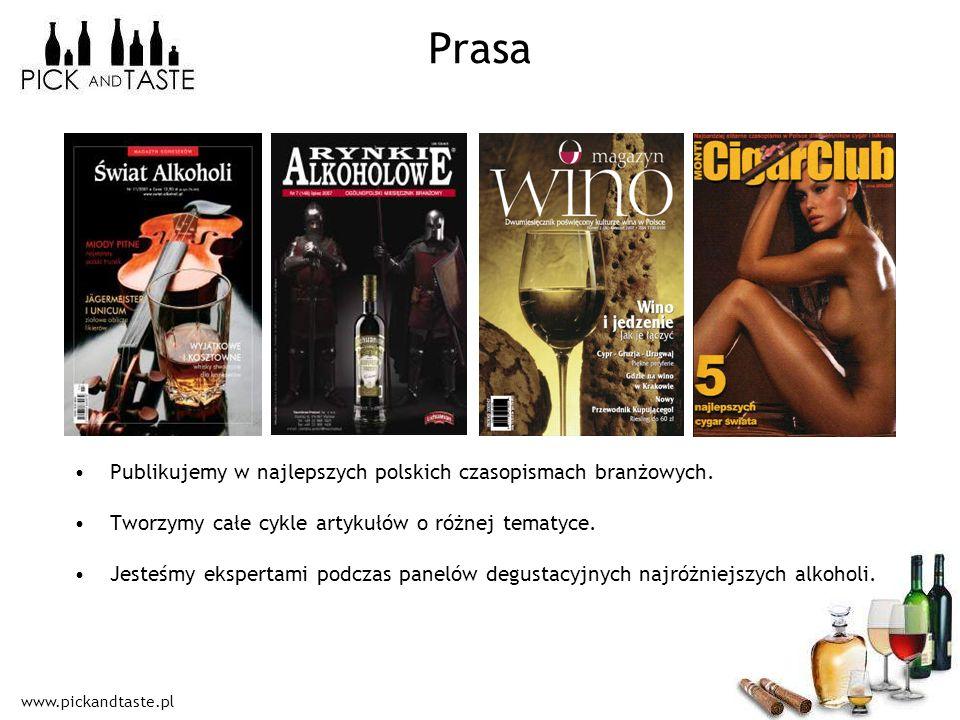 Prasa Publikujemy w najlepszych polskich czasopismach branżowych.