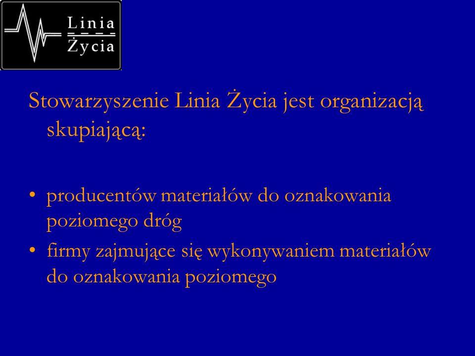 Stowarzyszenie Linia Życia jest organizacją skupiającą: