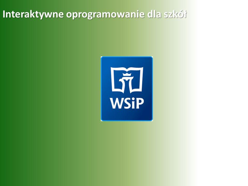 Interaktywne oprogramowanie dla szkół