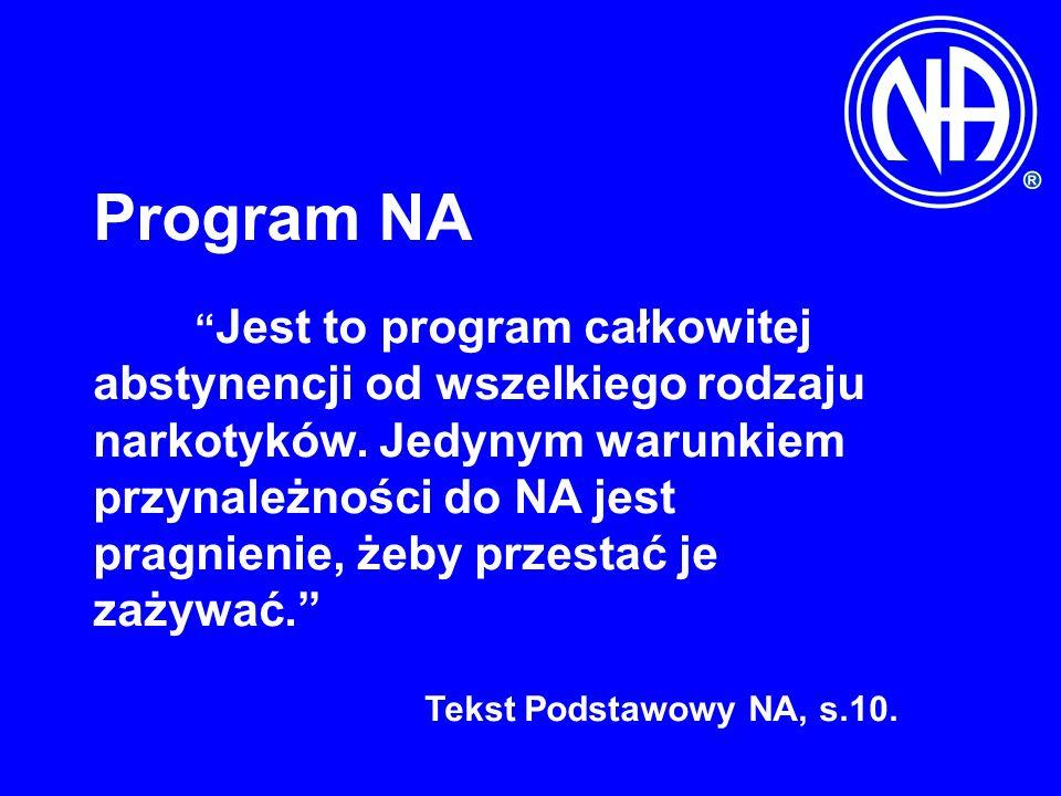 Program NA
