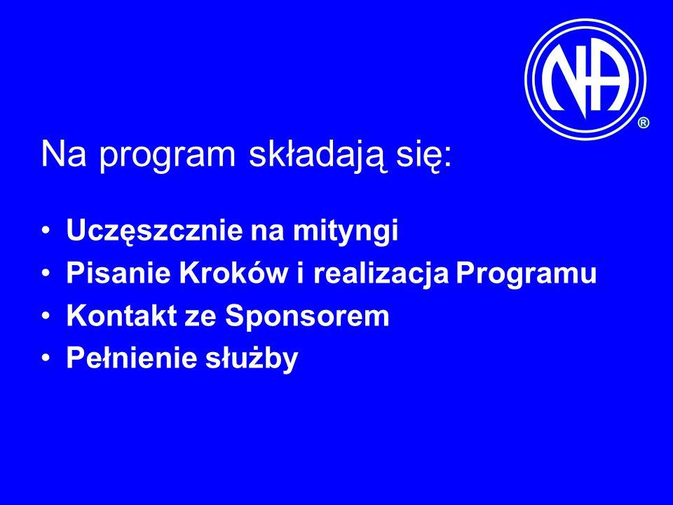 Na program składają się: