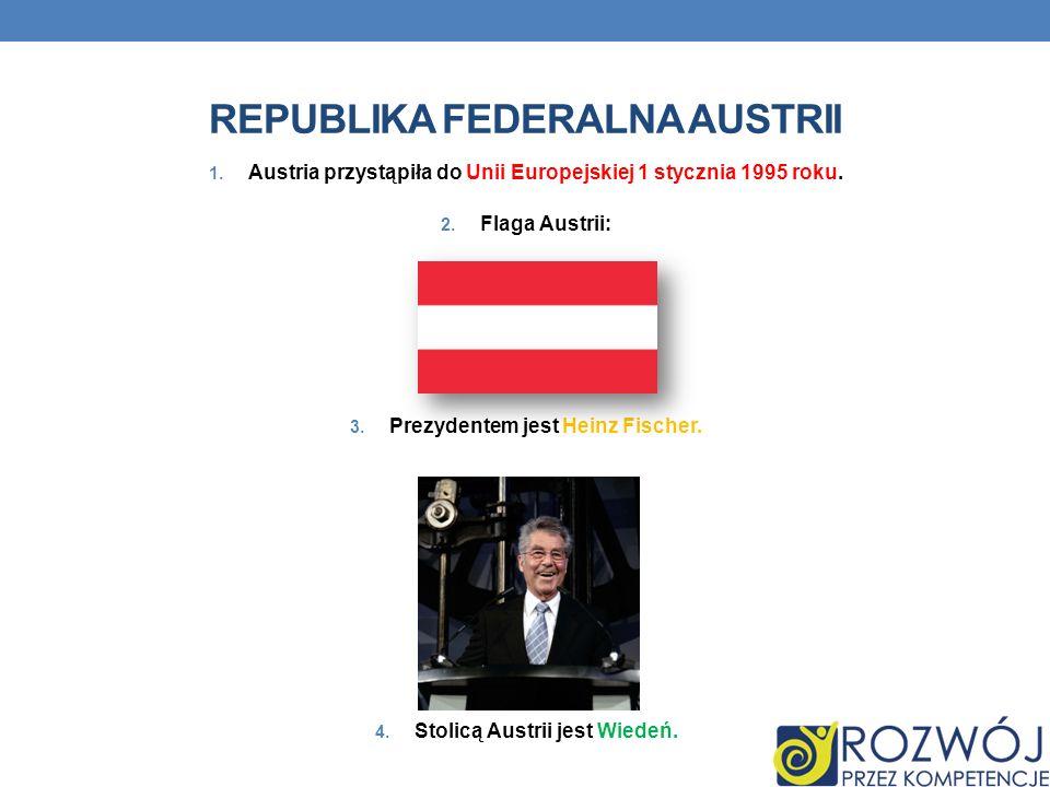 Republika Federalna austrii