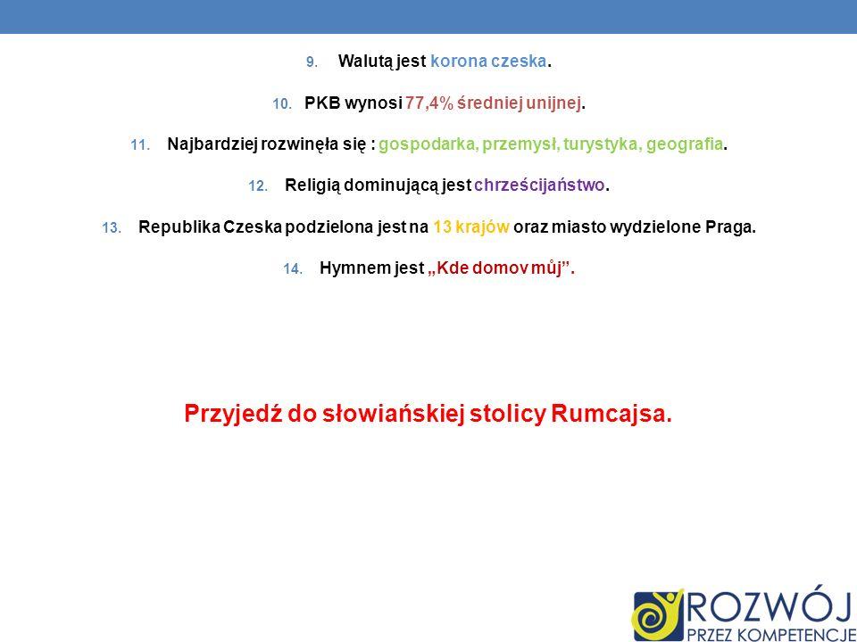 Przyjedź do słowiańskiej stolicy Rumcajsa.