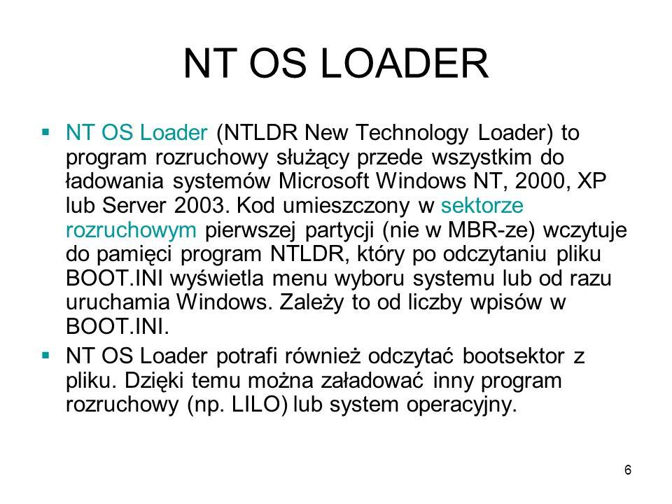 NT OS LOADER