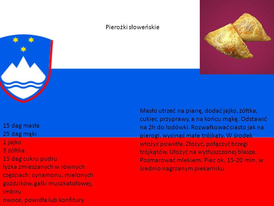 Pierożki słoweńskie
