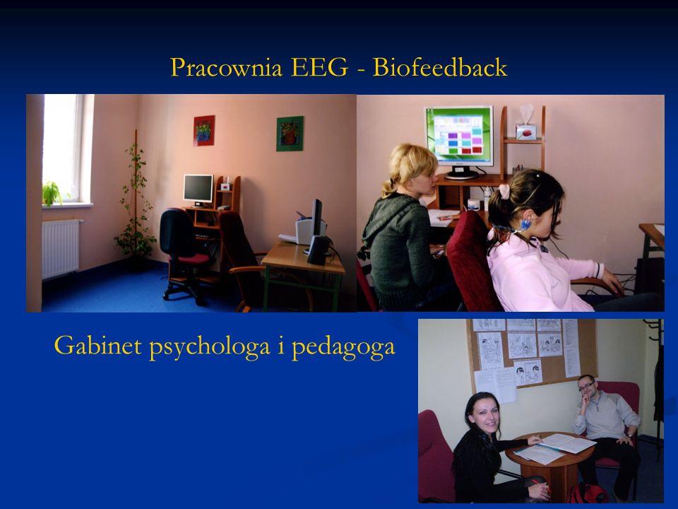 Pracownia EEG - Biofeedback