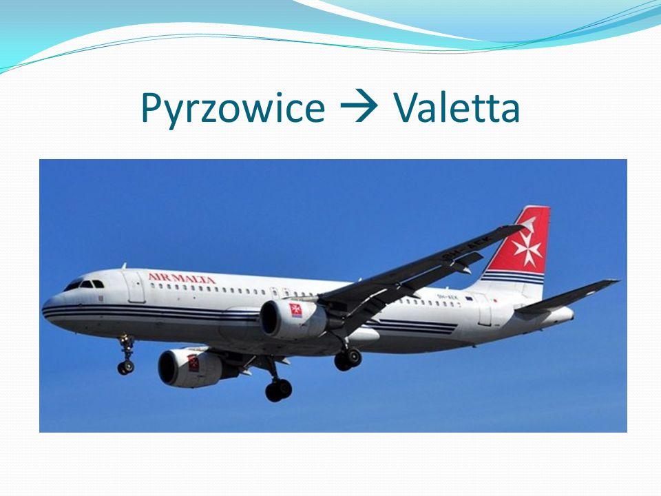 Pyrzowice  Valetta