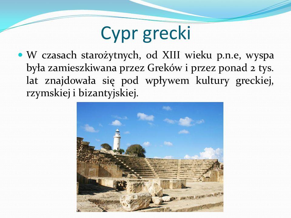 Cypr grecki