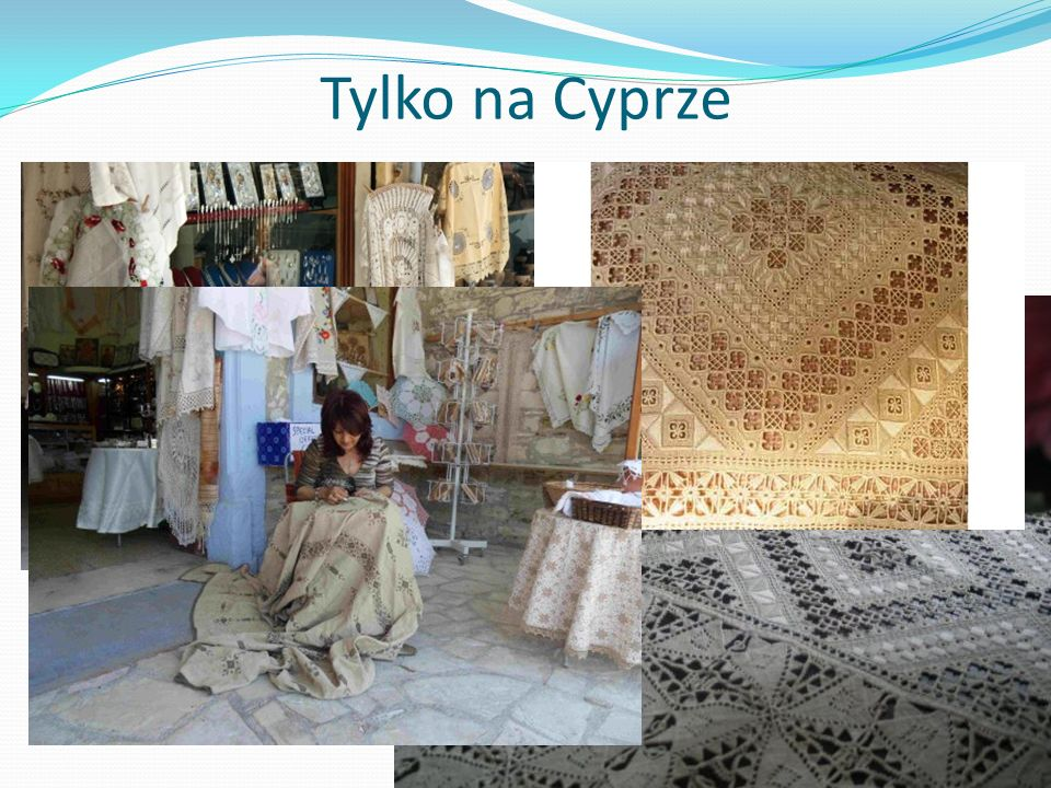 Tylko na Cyprze LEFKARIKA