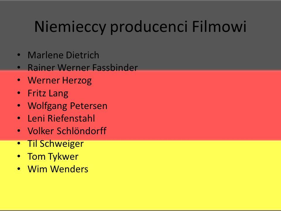 Niemieccy producenci Filmowi