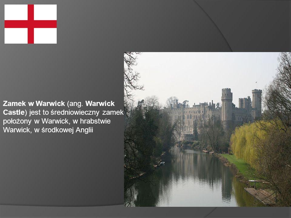ZABYTKI(3) Zamek w Warwick (ang.