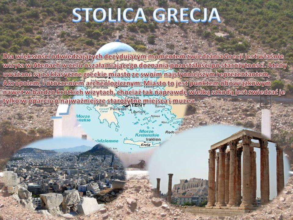 STOLICA GRECJA