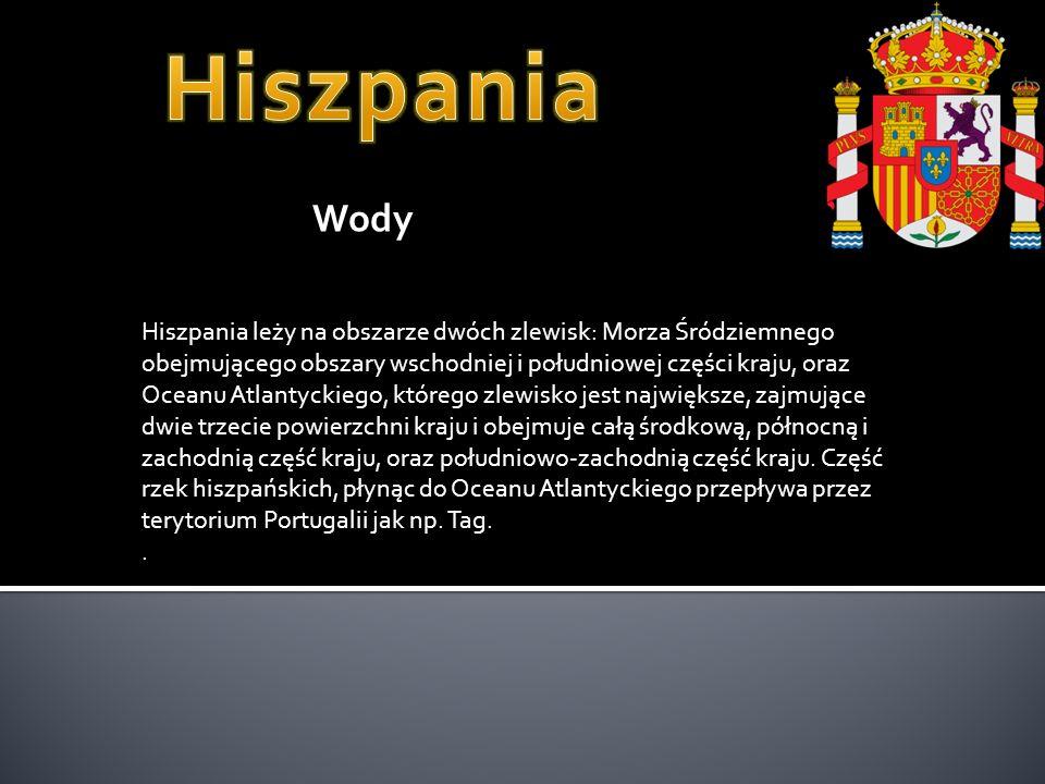 Hiszpania Wody.