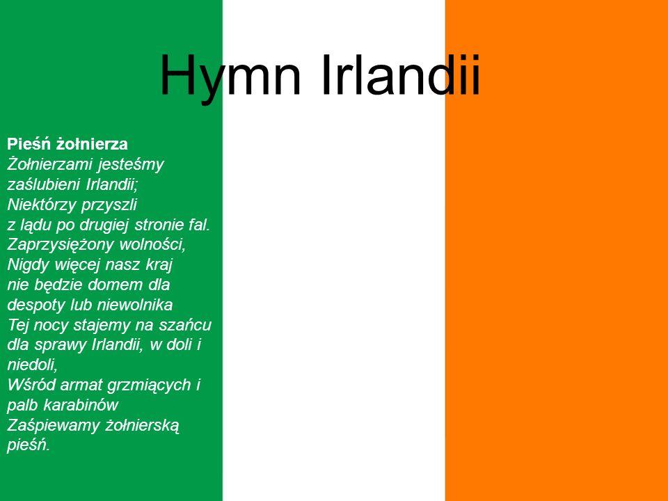 Hymn Irlandii