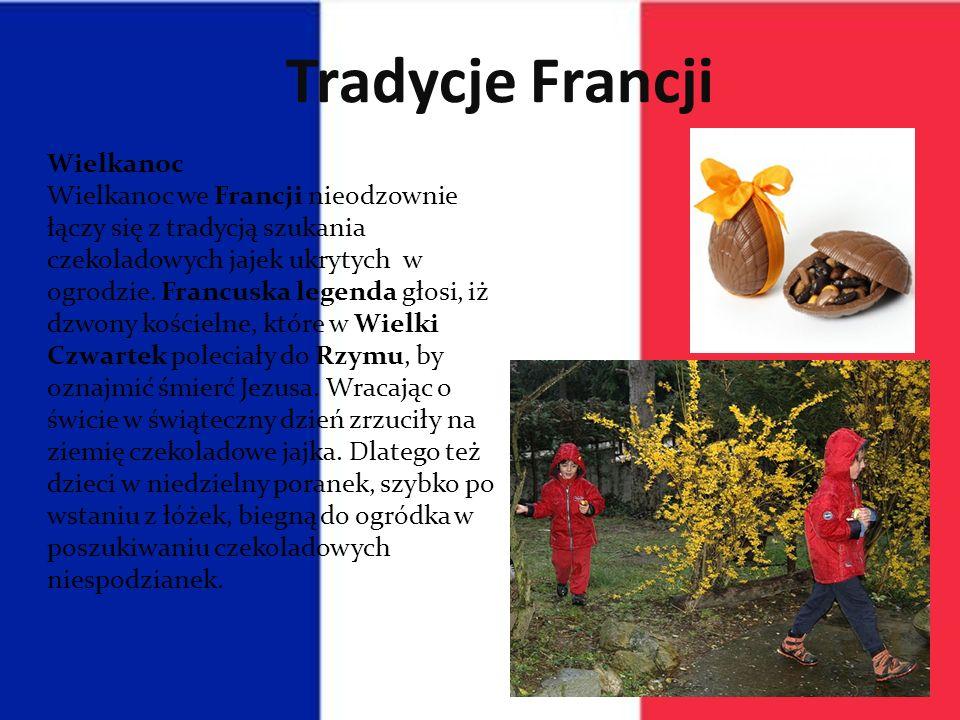 Tradycje Francji Wielkanoc