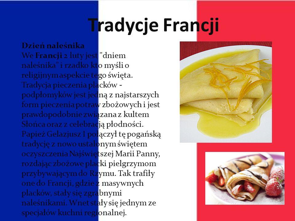 Tradycje Francji Dzień naleśnika