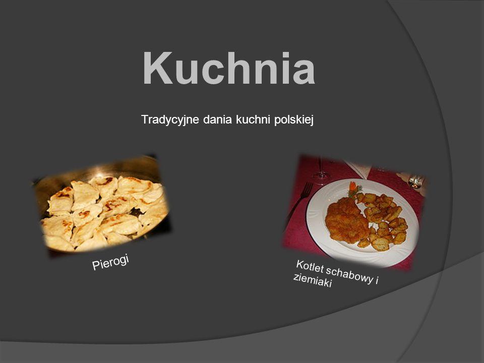 Kuchnia Tradycyjne dania kuchni polskiej Pierogi