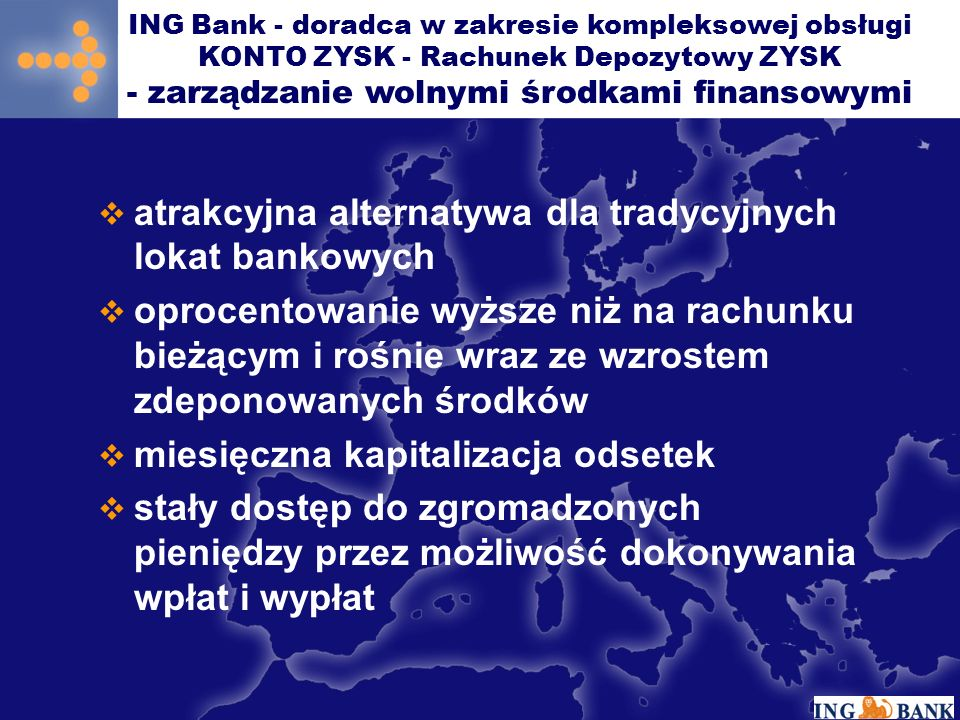 atrakcyjna alternatywa dla tradycyjnych lokat bankowych