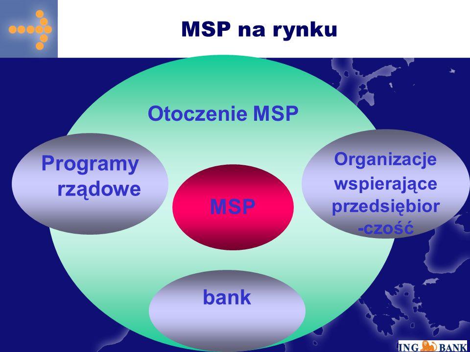 Organizacje wspierające przedsiębior-czość