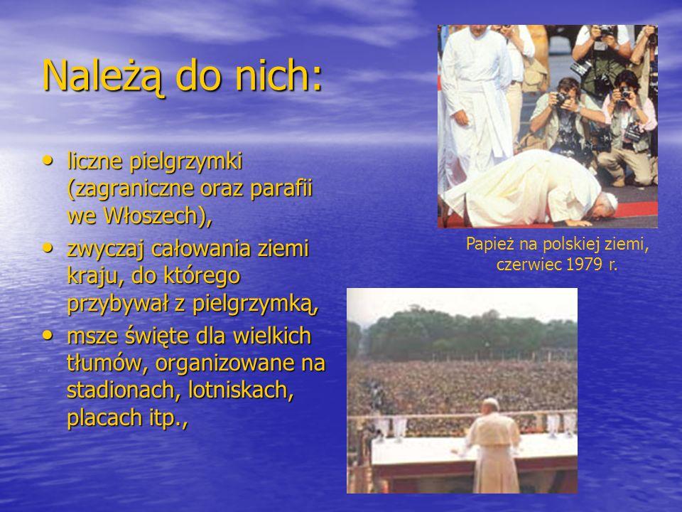 Papież na polskiej ziemi,