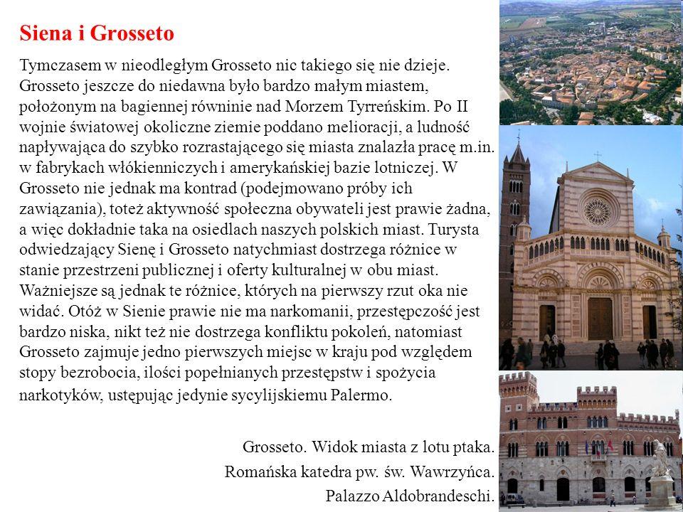 Siena i Grosseto