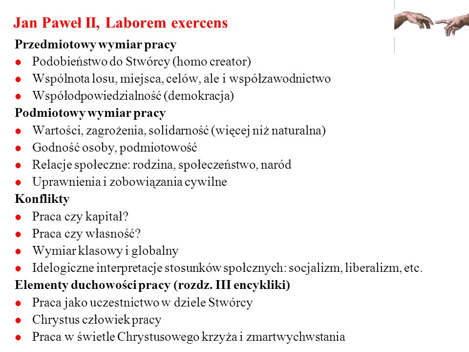 Jan Paweł II, Laborem exercens