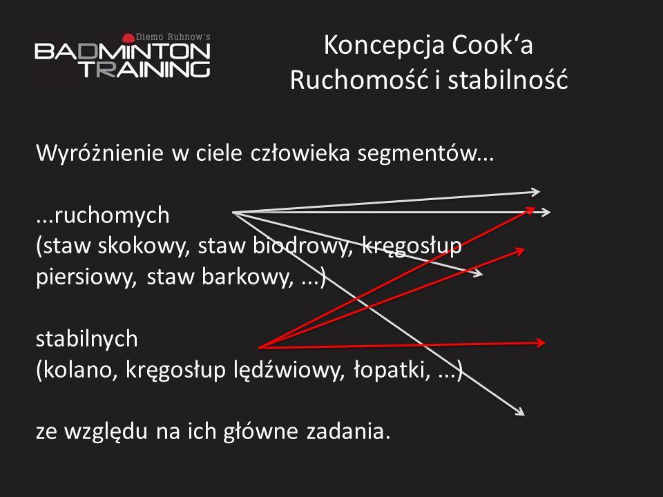 Koncepcja Cook'a Ruchomość i stabilność