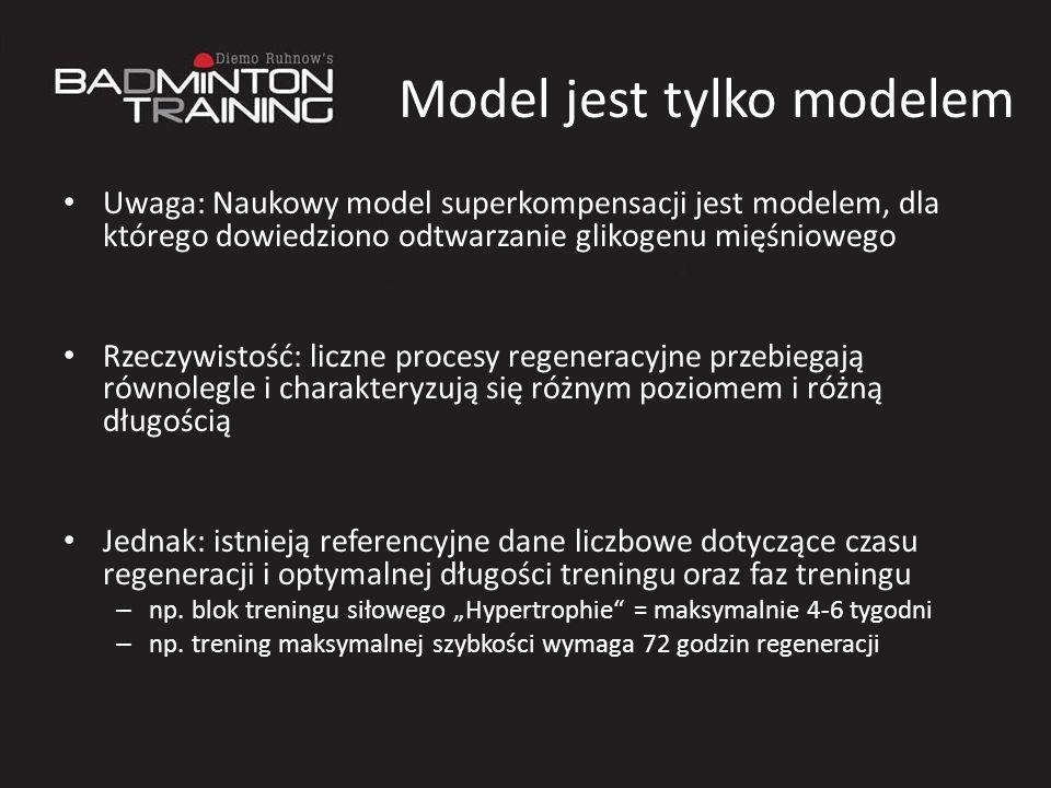 Model jest tylko modelem