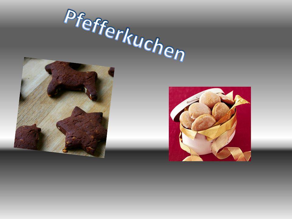 Pfefferkuchen