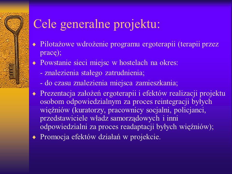 Cele generalne projektu: