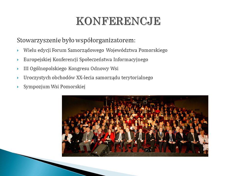 KONFERENCJE Stowarzyszenie było współorganizatorem: