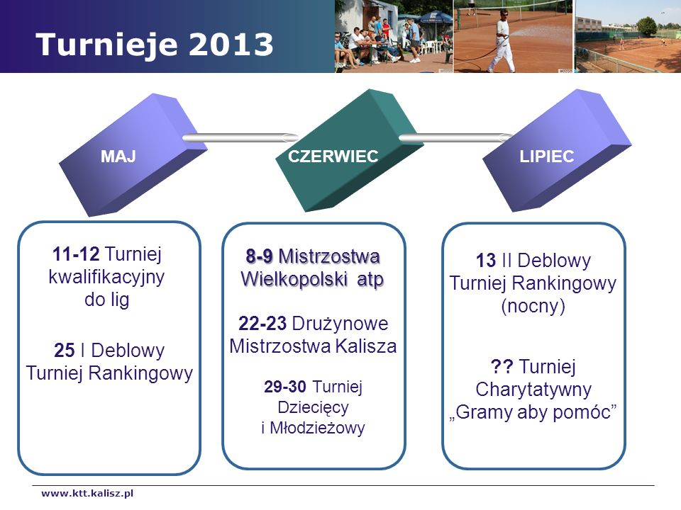 Turnieje 2013 13 II Deblowy Turniej Rankingowy (nocny)