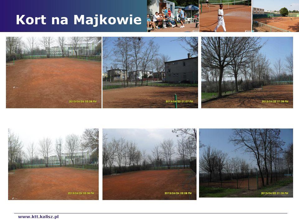 Kort na Majkowie www.ktt.kalisz.pl