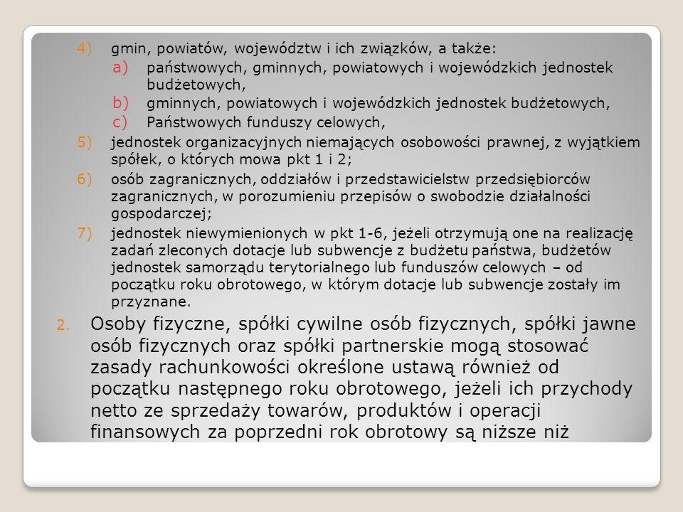 gmin, powiatów, województw i ich związków, a także: