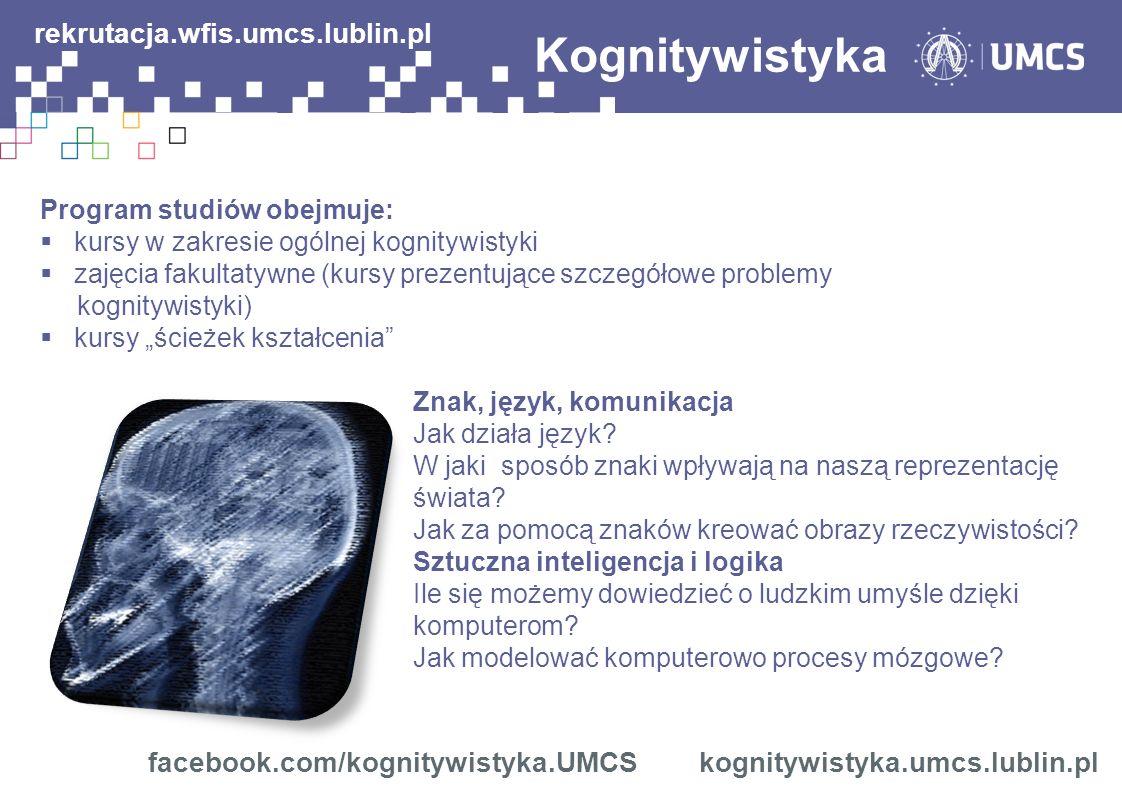 Kognitywistyka rekrutacja.wfis.umcs.lublin.pl