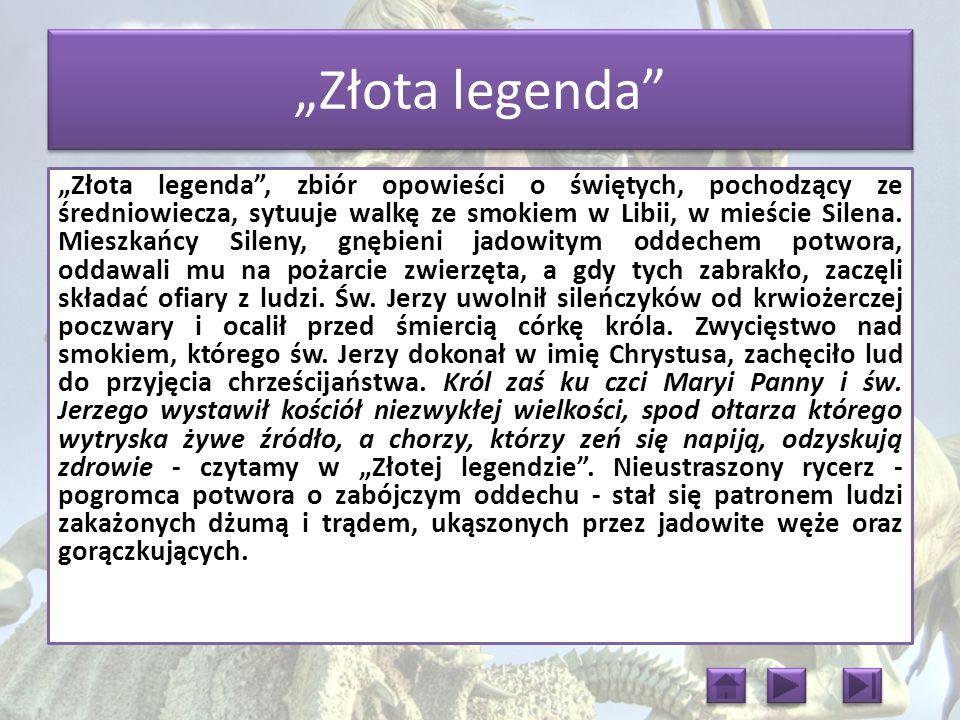 """Złota legenda"