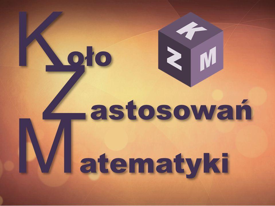 Koło Zastosowań Matematyki