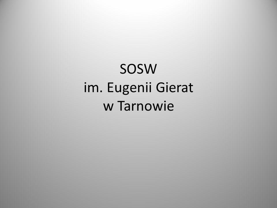 SOSW im. Eugenii Gierat w Tarnowie