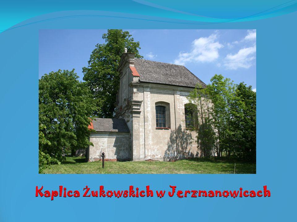 Kaplica Żukowskich w Jerzmanowicach