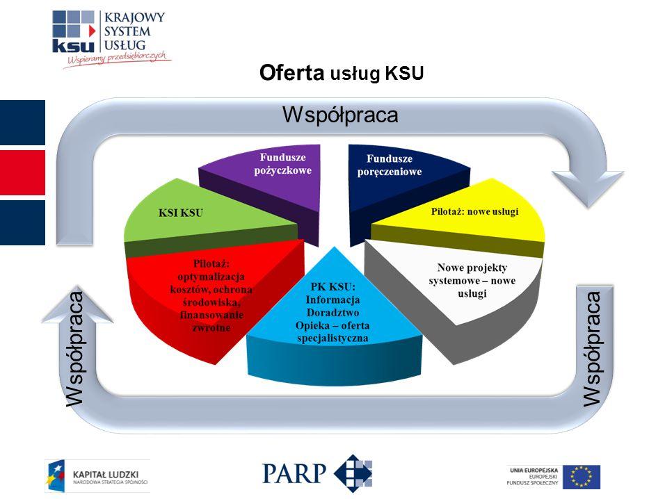 Oferta usług KSU Współpraca Współpraca