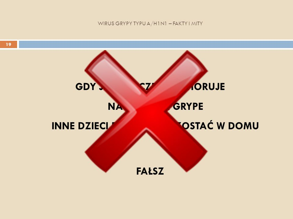 WIRUS GRYPY TYPU A/H1N1 – FAKTY I MITY