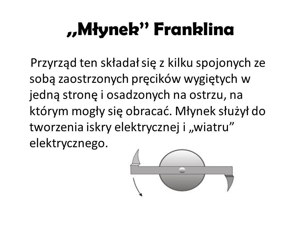 ,,Młynek'' Franklina